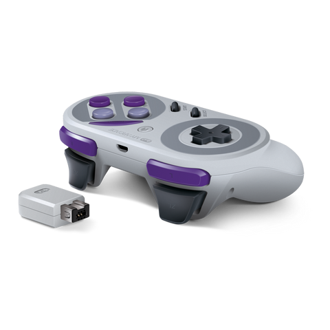 Super GamePad Wireless Controller for SNES Classic Edition® – My Arcade®