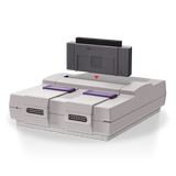 Super Cartridge Converter for SNES docking