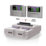 Super Cartridge Converter for SNES and Super Famicon cartridges
