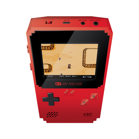 Pixel Classic Handheld Gaming System from My Arcade®