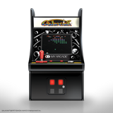 My Arcade GALAXIAN Micro Player Retro Arcade cabinet front view