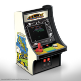 My Arcade GALAXIAN Micro Player Retro Arcade cabinet right angle view