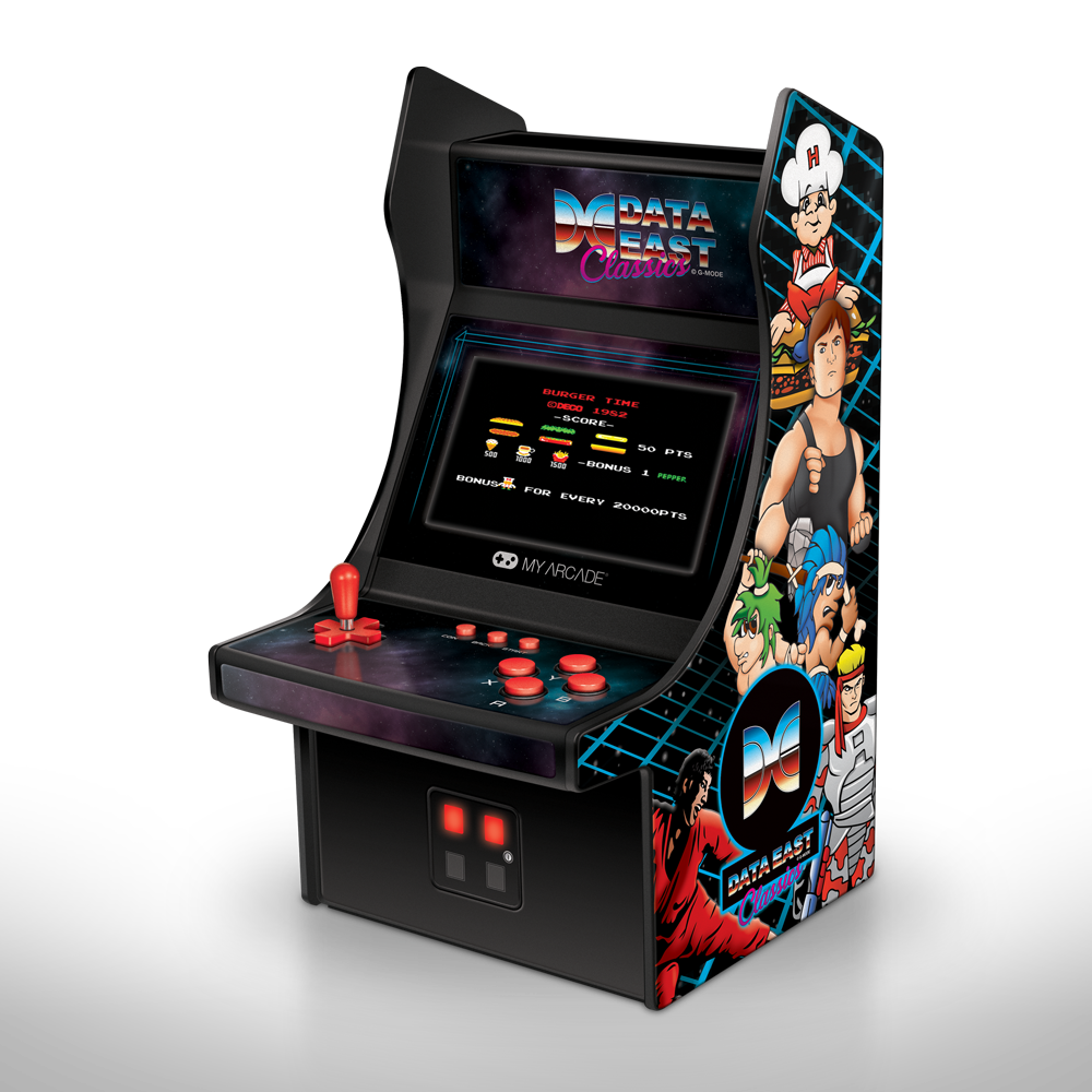 786d42cf743a Data East™ Mini Player™. Mini Player™ Arcade with Data East™ classic titles