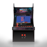 Mini Player Retro Arcade with Data East games front view