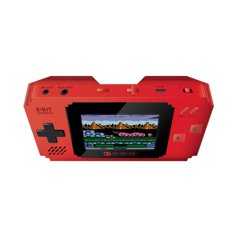 Pixel Player Handheld Gaming System from My Arcade®