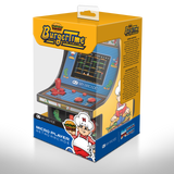 My Arcade BurgerTime Micro Arcade cabinet package front