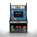 My Arcade BurgerTime Micro Arcade cabinet front view
