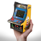 My Arcade BurgerTime Micro Arcade cabinet in hand