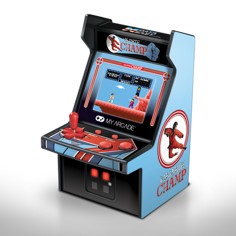 My Arcade Karate Champ Micro Player Arcade cabinet