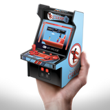 My Arcade Karate Champ Micro Player Arcade cabinet in hand
