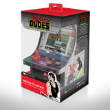 My Arcade Bad Dudes Micro Player Retro Arcade cabinet package front