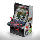My Arcade Bad Dudes Micro Player Retro Arcade cabinet with removable joystick