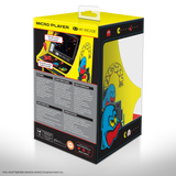 My Arcade PAC-MAN Micro Player Retro Arcade cabinet package front