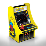 My Arcade PAC-MAN Micro Player Retro Arcade cabinet right angle view