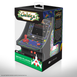 My Arcade GALAGA Micro Player Retro Arcade cabinet package front