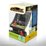 My Arcade GALAXIAN Micro Player Retro Arcade cabinet package front