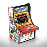 My Arcade MAPPY Micro Player Retro Arcade cabinet right angle view