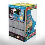 Ms.PAC-MAN™ Micro Player package back