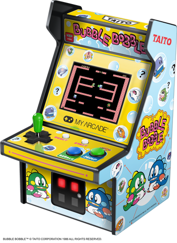 BUBBLE BOBBLE™ Micro Player™