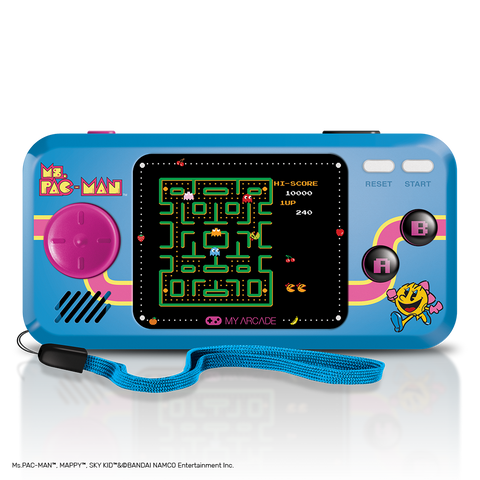Ms.PAC-MAN™ Pocket Player™