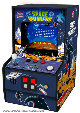 SPACE INVADERS™ Micro Player™
