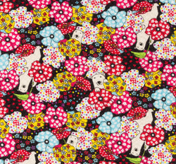 BB Polar Bears & Flowers Sort/Rosa