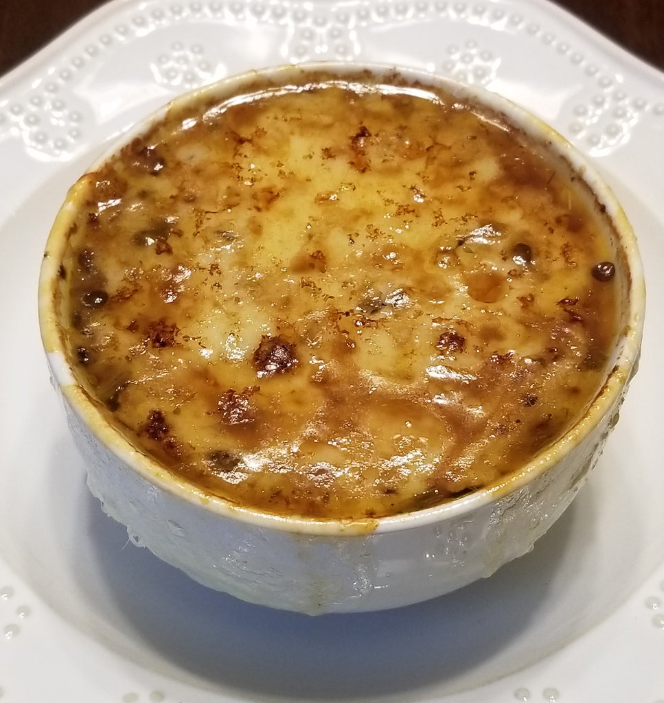 IP French Onion soup