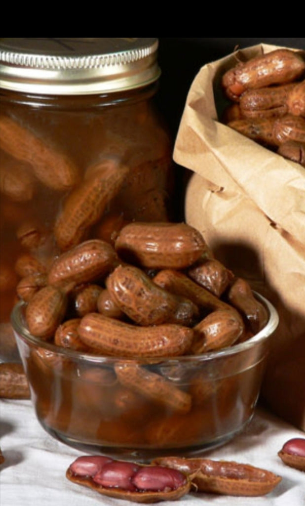 IP BOILED PEANUTS
