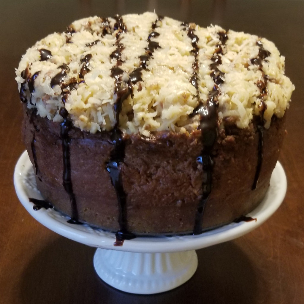 IP German Chocolate Cheesecake
