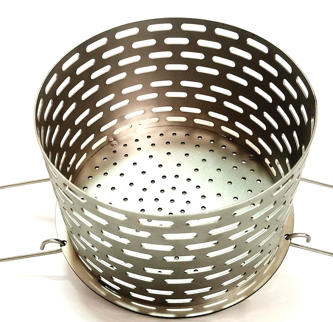 TANT STEAMER BASKET WITH BASE PLATE