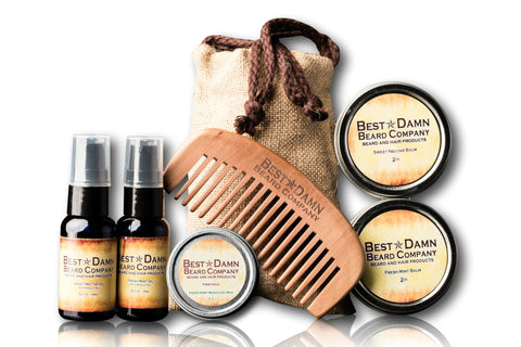 Best Damn Beard Kit