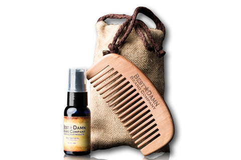 Best Damn Beard Oil Starter Kit
