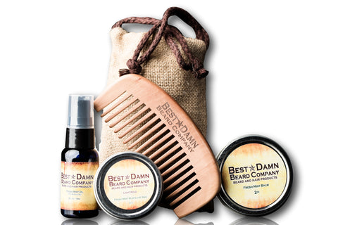 Best Damn Beardsman Kit