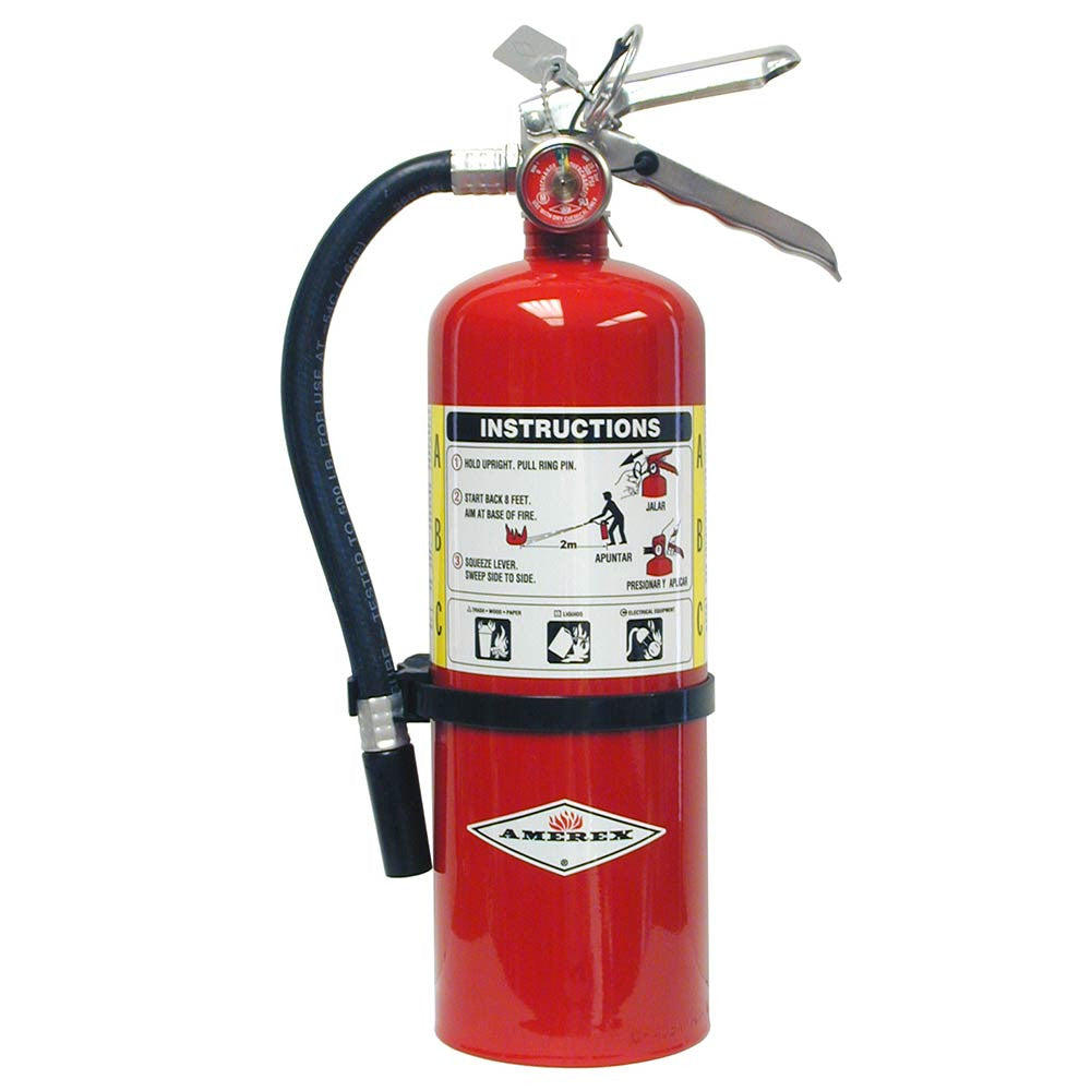 Amerex Abc Chemical Fire Extinguisher B402