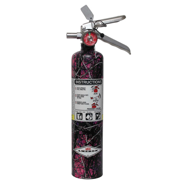 2.5 lb ABC Fire Extinguisher - Model B417T MUDDY GIRL