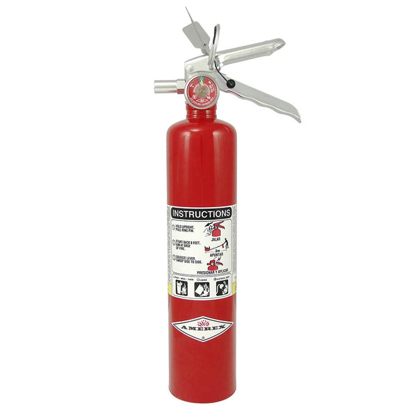 2.5lb Fire Exinguisher