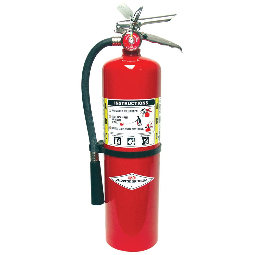 amerex abc chemical fire extinguisher b441. Black Bedroom Furniture Sets. Home Design Ideas