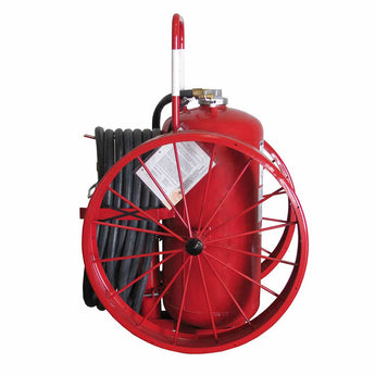 33 Gallon Specialty Wheeled Fire Extinguisher
