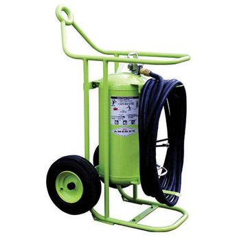 150lb Clean Agent Wheeled Fire Extinguisher