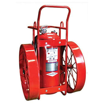 250lb Stored Pressure Wheeled Fire Extinguisher