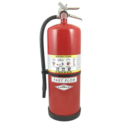 Model 591 Amerex Fire Extinguisher
