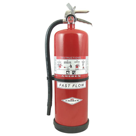 Model 580 Amerex Fire Extinguisher