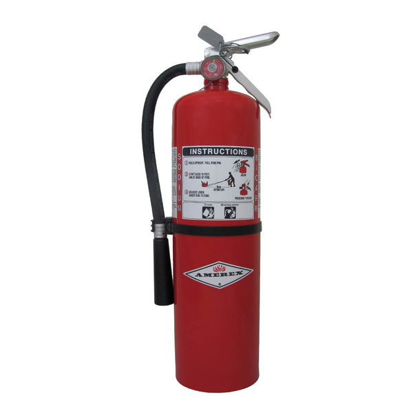 10lb Regular Dry Fire Extinguisher - Model B457