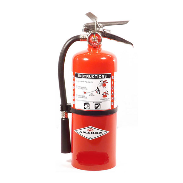 6lb Regular Dry Fire Extinguisher - Model B462