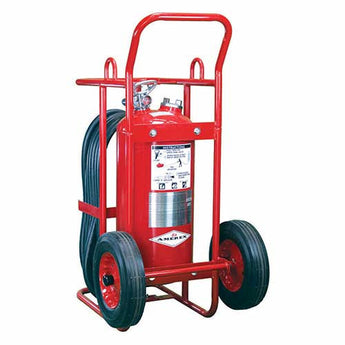 150lb Stored Pressure Wheeled Fire Extinguisher