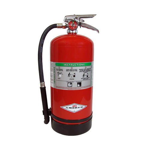 6 Liter Wet Chemical Fire Extinguisher B260CG