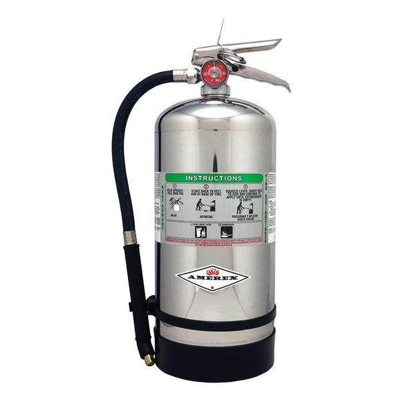 6 Liter Wet Chemical Fire Extinguisher - Model B260