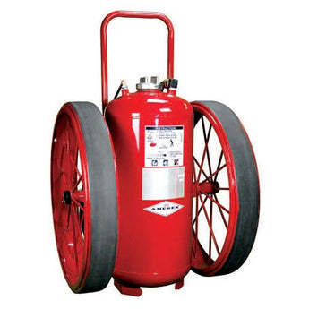 32.5 Gallon Wet Chemical Wheeled Fire Extinguisher