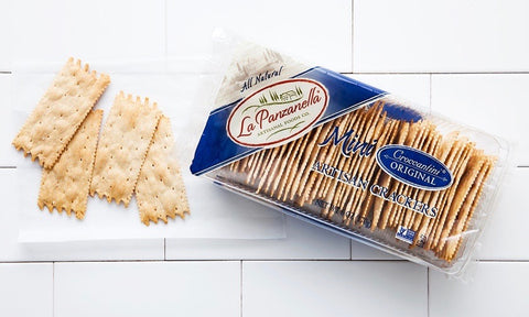 La Panzanella Mini Artisan Crackers (6 oz)