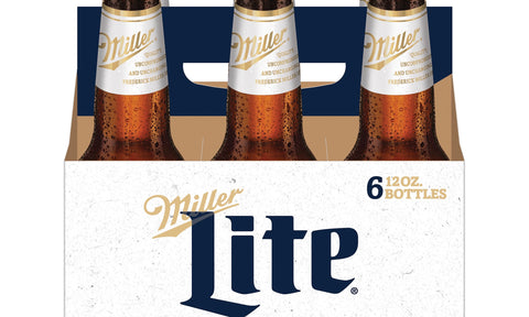 Miller Lite (6 12-oz bottles)